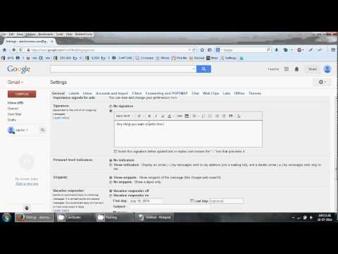 How to get Dofollow backlink from Gmail in 1 minute
