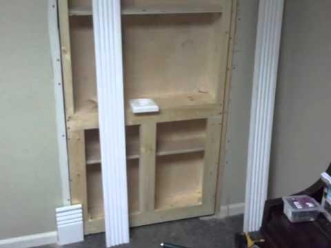 The Hidden Bookcase Door / BT Productions