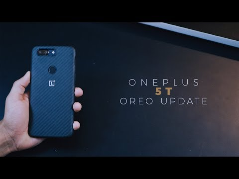 OnePlus 5T Android 8.0 Oreo Update - What's new!