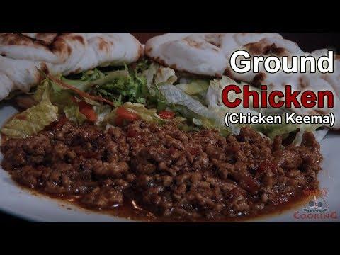 Ground Chicken - Chicken Keema