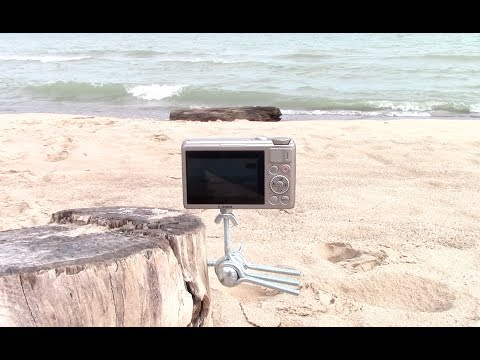 How to make camera mount stand DIY