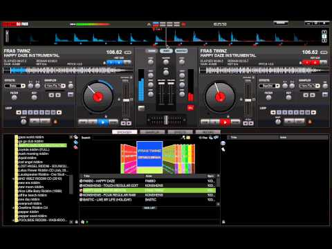 How to add Samplers to virtual dj