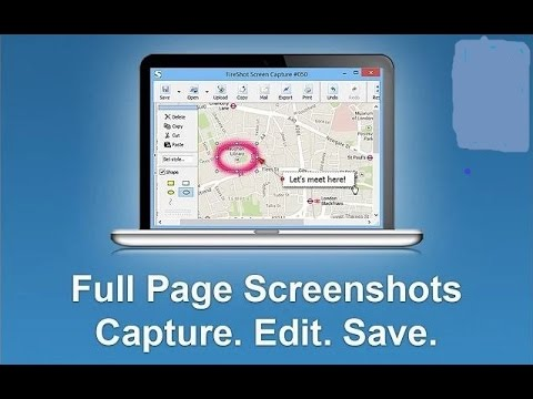 How to take full  Web page screenshot in google Chrome.