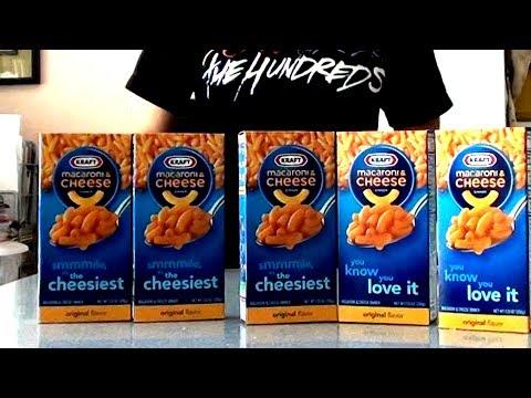 5-minute Mac n' Cheese Challenge | Matt Stonie
