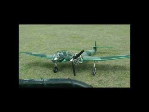 Calvert model Aero Club 20 08 16