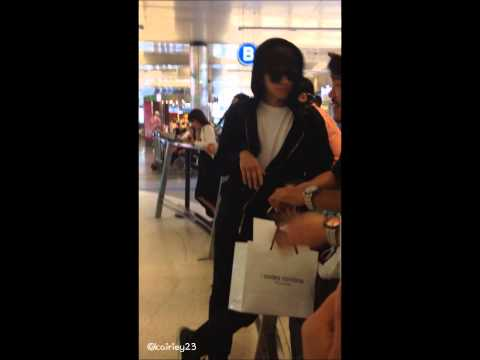 [FANCAM] 130522 INFINITE L (인피니트  명수) @ LAX (HD)
