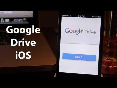 Google Drive for iPhone - Google Drive iOS