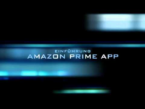 Amazon Prime APP iOS / iPhone / iPad iPod Hands-On