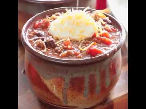 Crock Pot Famous Chili