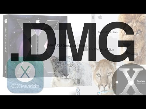 How to Make Bootable USB drive with .DMG for Tiger, Leopard, Lion, Mountain Lion, Mavericks OS X