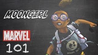 Moongirl – Marvel 101