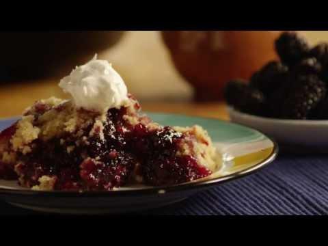 How to Make Blackberry Cobbler | Blackberry Cobbler Recipe | Allrecipes.com