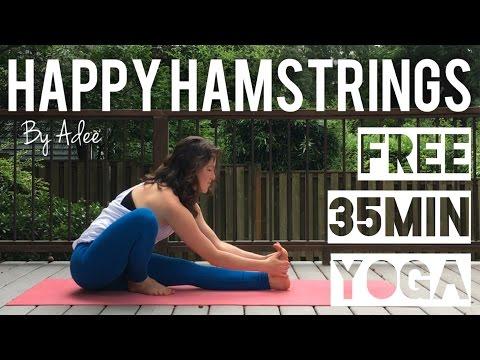 Yoga for Hamstring Flexibility