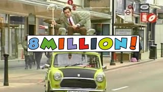 8 Million Subscribers!  | Thank You | Mr Bean Official