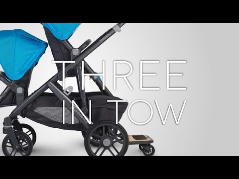 UPPAbaby VISTA Stroller - Three in Tow