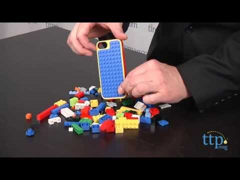 LEGO Builder Case for iPhone 5 from Belkin