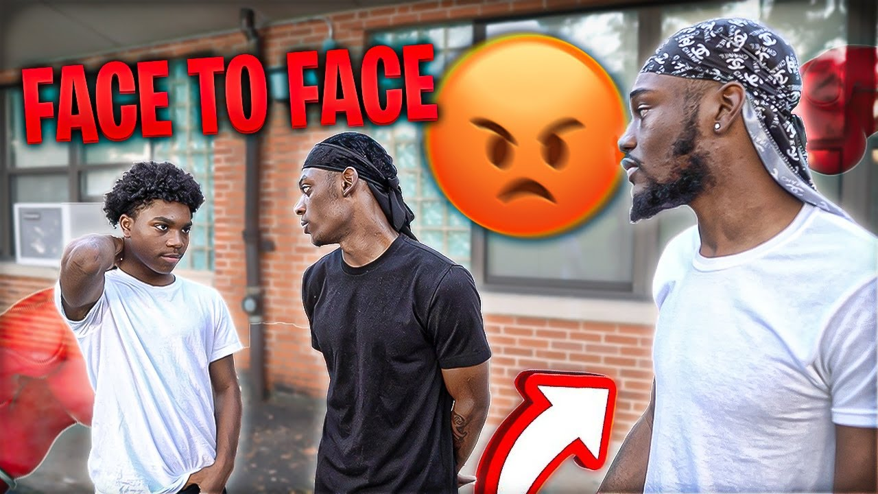 FACE TO FACE With My Sisters EX! (THE END)