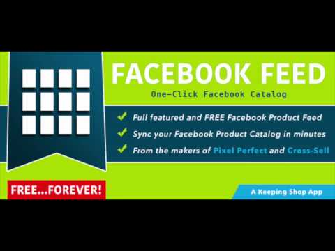 Facebook Feed - How to Create a Feed in Business Manager