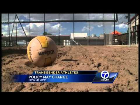 Group fighting on Transgender teen's behalf
