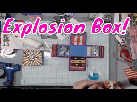 Saturday Night LIve Stream - Explosion Box and More!