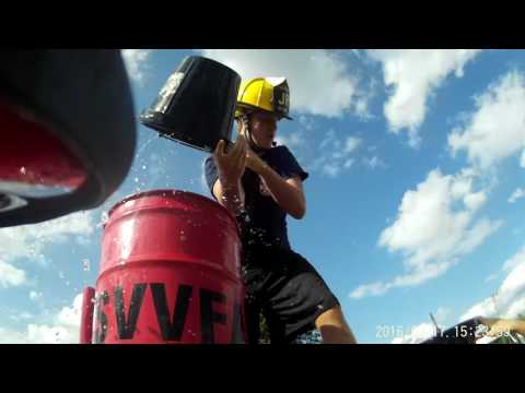 Victoria Fire and Rescue Bucket Brigade 2016
