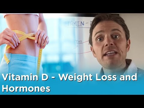 Vitamin D - Weight Loss and Hormones