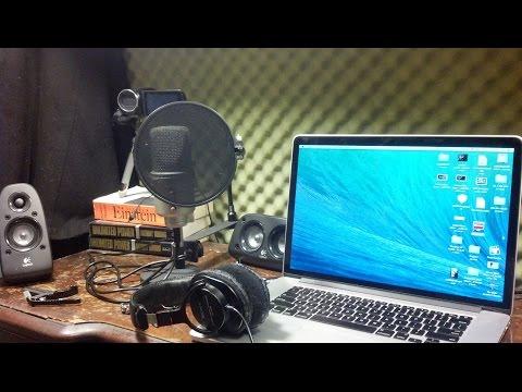 Cheap DIY recording studio