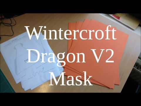 Wintercroft Dragon V2 Mask