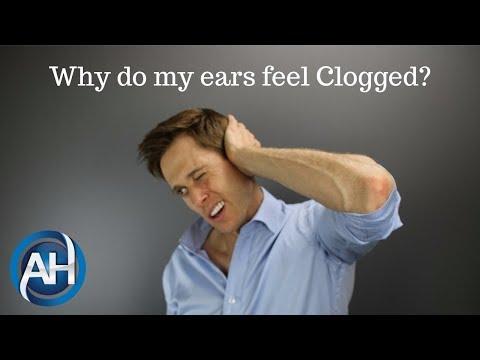 Clogged Ears - Ear Problems