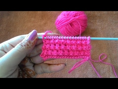 Easy knitting in Hindi Design No #5
