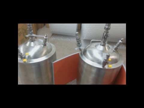 Tamisium Extractor TE3000 rc tank heater and siphon tubes explained