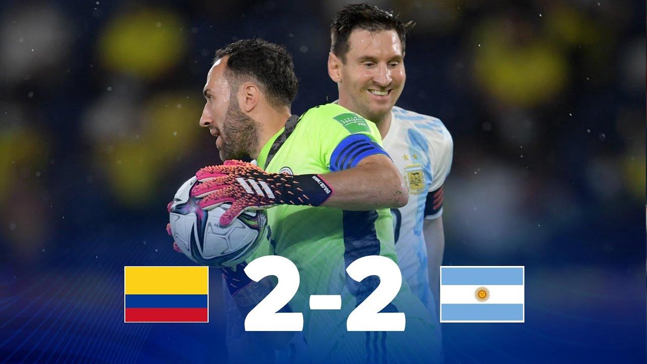 Eliminatorias Sudamericanas | Colombia vs Argentina | Fecha 8