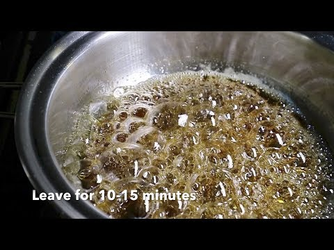 DIY HOMEMADE RECIPE || SUGAR WAX FOR HAIR REMOVAL FOR BLACK HAIR
