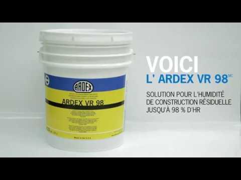 VOICI L'ARDEX VR 98ᴹᶜ! -  Pub de 30 secondes