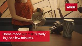 Morphy Richards Soup & Milk Maker 501000 - First look preview
