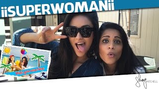 Hanging with Superwoman | Shay Talk
