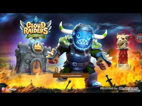 #Cloud Raiders Conflito de conta