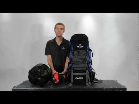 Customer Question: Fox5200 - Sleeping Bag and Hydration