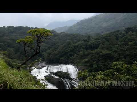 best water falls video !! malavalli falls |  mind relaxing video