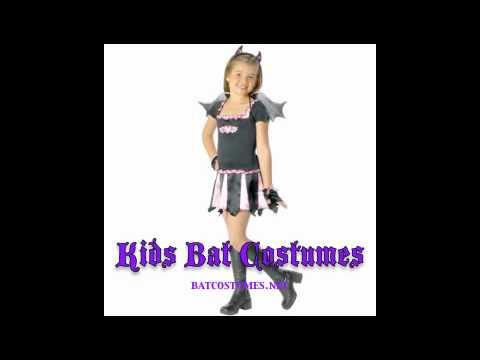 KIds Bat Costumes