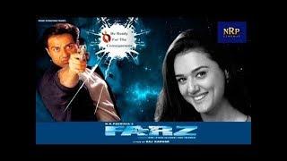 FARZ ::: Movie (HD) Cast :Sunny deol Preity zinta Jackie shroff