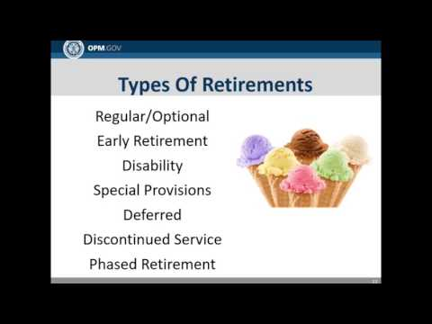 Your Federal Retirement Annuity for CSRS and FERS
