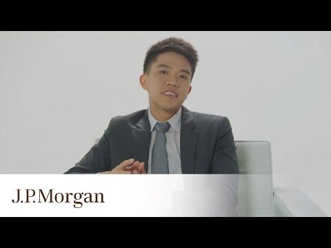 Internship as an Opportunity | J.P. Morgan