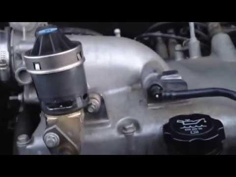 Equinox EGR valve replacement (P0403) (P0405)