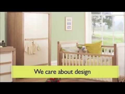 Kub Nursery Funtiture Range - Demonstration Video | Nursery Furniture Store