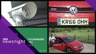Can technology solve Brexit NI border issue? - BBC Newsnight