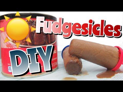 DIY HOMEMADE FUDGESICLES FOR THIS SUMMER! | DIYholic