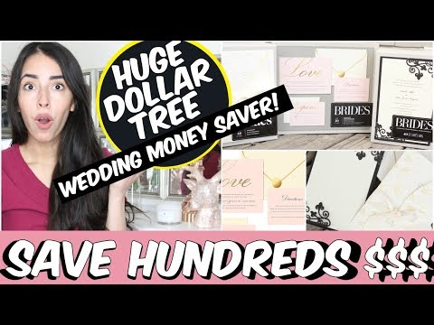 HUGE DOLLAR TREE MONEY SAVER HAUL