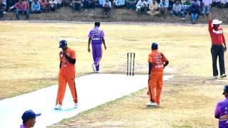 Junnar premier league 2016 - Madhur Dhule Batting