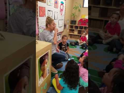 Mindful Circle Time with Preschoolers